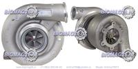 Турбокомпрессор New Holland T8.390 OE: 2843655/5801604925