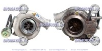 Турбокомпрессор New Holland T9020/TJ275/TJ330 OE: J800401/JC538232