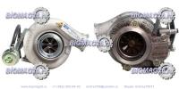 Турбокомпрессор New Holland T9050 OE: 504171476/504214002
