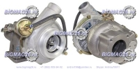 Турбокомпрессор New Holland TM120/TM155 OE: 87802480
