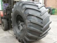 Широкопрофильные шины сверхнизкого давления для тракторов Т-150, К-700, К-701, К-744