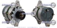 Генератор Komatsu D70LE-8/D155AX-3/PC400 OE:600-825-3111/600-821-7510/
