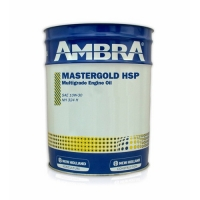 AMBRA MASTERGOLD HSP 15W-40 200л