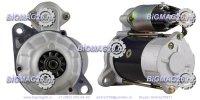 Стартер Mitsubishi Fiso 6D15 OE: ME037465/ME037636/ME077565