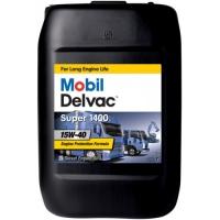 Mobil Delvac 1400 15W40 20л