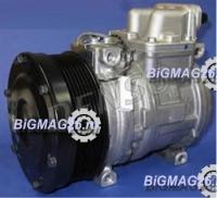 Компрессор кондиционера Ropa EuroTiger Mercedes OM502LA OE: 303067