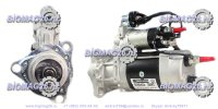 Стартер Volvo USA engine D13/D12 OE: 21019456/VV2079/VV2080