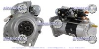 Стартер Zoomlion QY50V Steyr engine WD615.44 OE: 612600090293