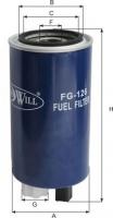 Топливный фильтр DONALDSON (P550848)