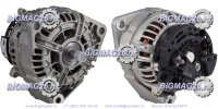 Генератор Claas Jaguar 970/980/Mercedes OM502LA OE: 090332.0/0903320
