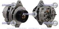 Генератор Daewoo Doosan Solar 130W-V engine DB58T OE: 300901-00034