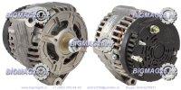 Генератор Braeutigam Typ 160-40/Typ 200-40 OE: 1182544/1183187/1183485