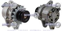 Генератор Hitachi EX200-1 OE: 1-81200-044-0/1-81200-440-1/1812004401