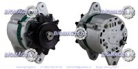 Генератор Isuzu engine 3KC1/3KCR1 OE: 5812003580/5812210540