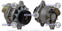 Генератор Isuzu Ind. engine 4JB1/4BD1T OE: 8-94338-847-1/8-94462-057-0